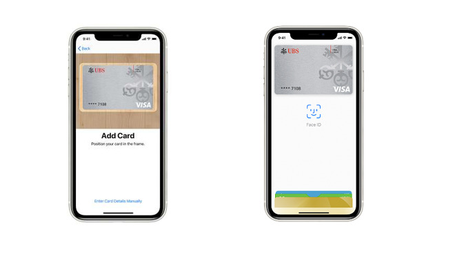 Swiss UBS Bank customers can now use Apple Pay