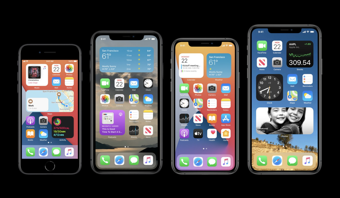 Apple releases fifth public beta version of iOS 14, iPadOS 14 and tvOS 14