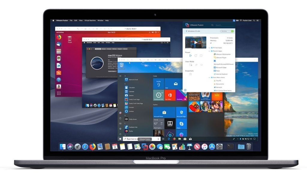 VMWare Fusion 12 update for macOS Big Sur has free personal tier | AppleInsider