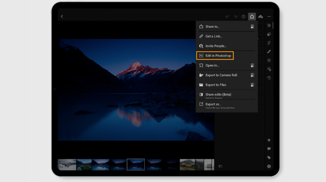 Adobe Lightroom users on iOS and iPadOS reporting missing photos, presets