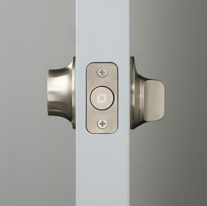The new Level Touch HomeKit smart lock