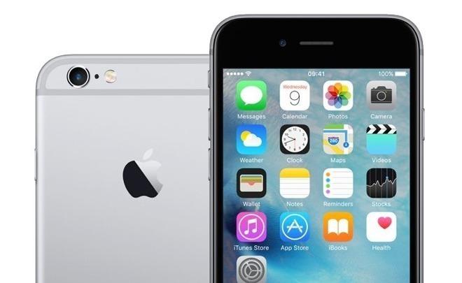 Apple's iPhone 6