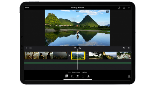 Apple pushes out iMovie updates on iPadOS, iOS, and macOS