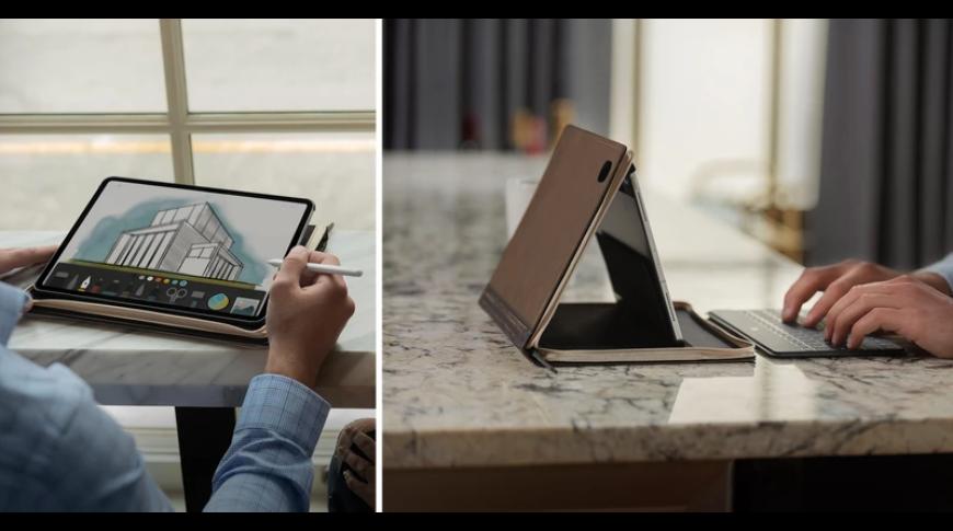 The BookBook Case for iPad Pro