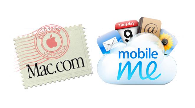 Apple would rather you forgot Mac.com or me.com
