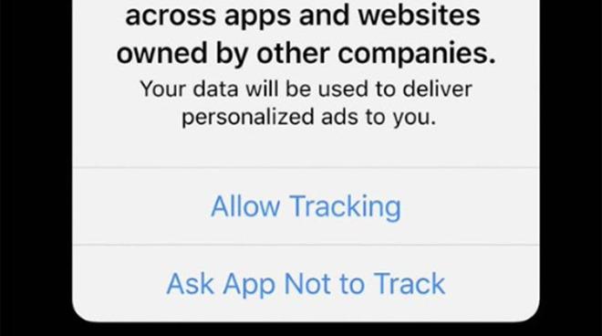 iOS 14 Ad Tracking