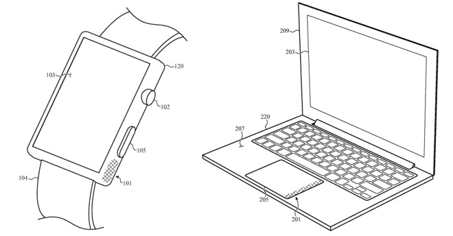Localized haptics could be made to only be felt on small portions of a device.