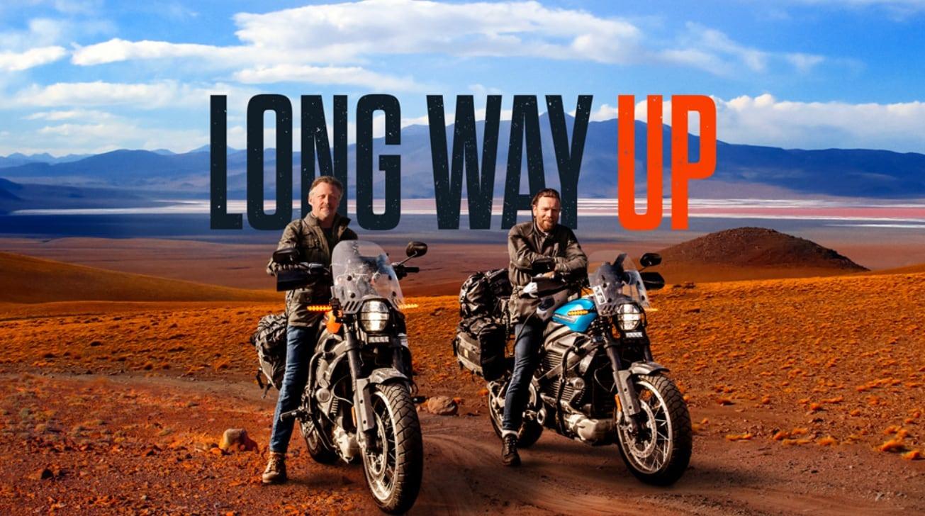 TRAILER | Ewan McGregor in Apple Original series LONG WAY UP