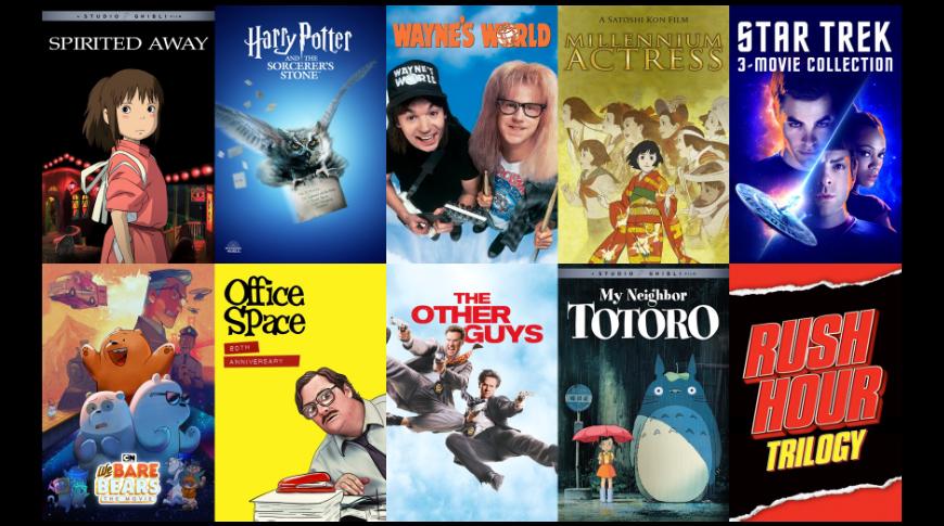 'Mulan,' 'Harry Potter,' and Studio Ghibli - the best iTunes video deals