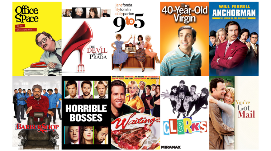 Workplace Comedies