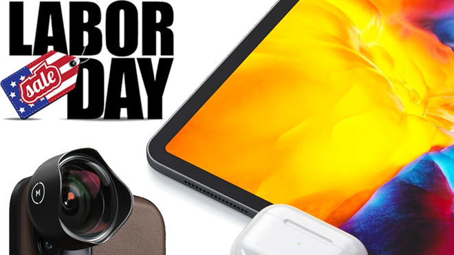 Labor Day Weekend Apple deals