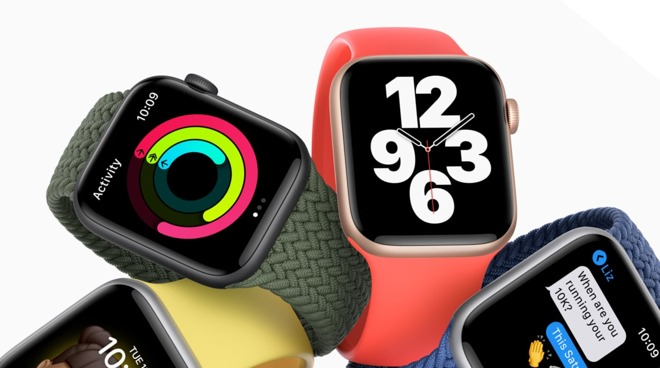 photo of Compared: Apple Watch Series 6 versus Apple Watch SE versus Apple Watch Series 5 image