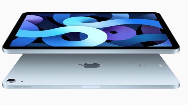Apple's new 2020 iPad Air