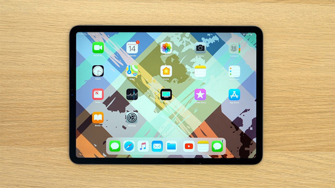 The iPad Pro's design may be copied for the iPad.