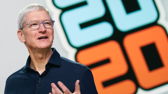 Apple CEO Tim Cook is expected to host the event.