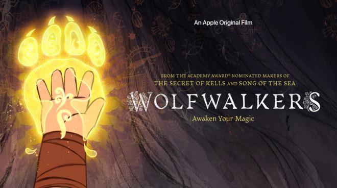 New Animated Apple Tv Movie Wolfwalkers Trailer Debuts Appleinsider