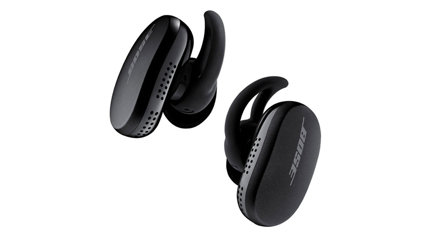 bose QuietComfort in triple black