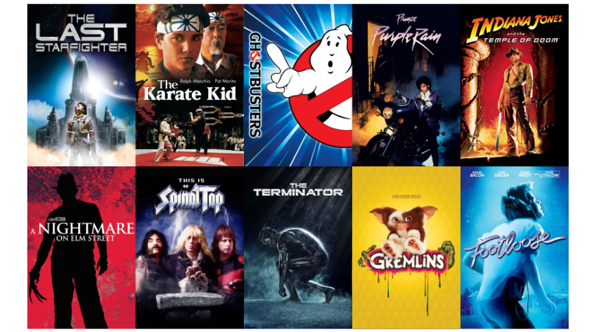 1984-What a Year for Movies