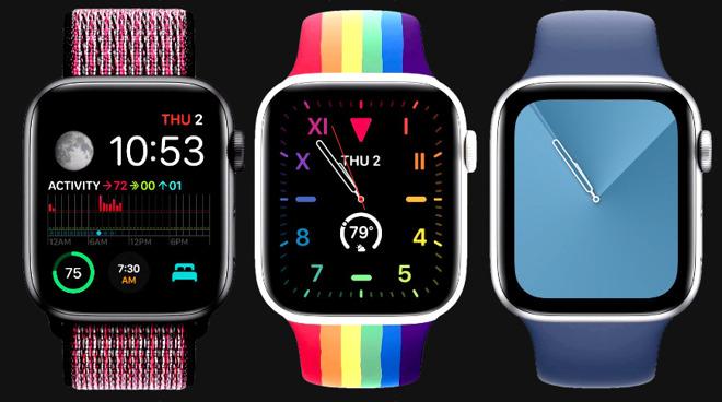 The Apple Watch Series 5