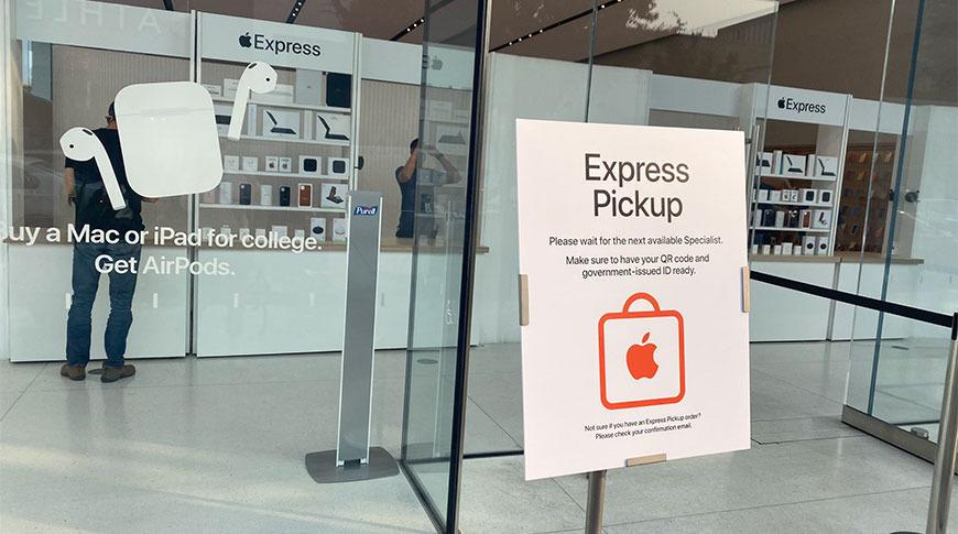 'Apple Express' store streamlines online order pickups, Genius Bar appointments | Appleinsider