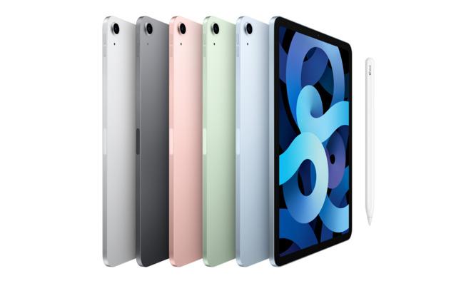 Apple's new iPad Air lineup