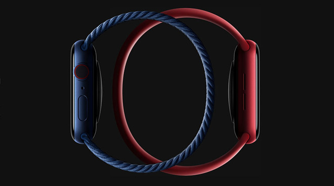 photo of Apple Watch Series 6 is first to integrate U1 Ultra Wideband chip image