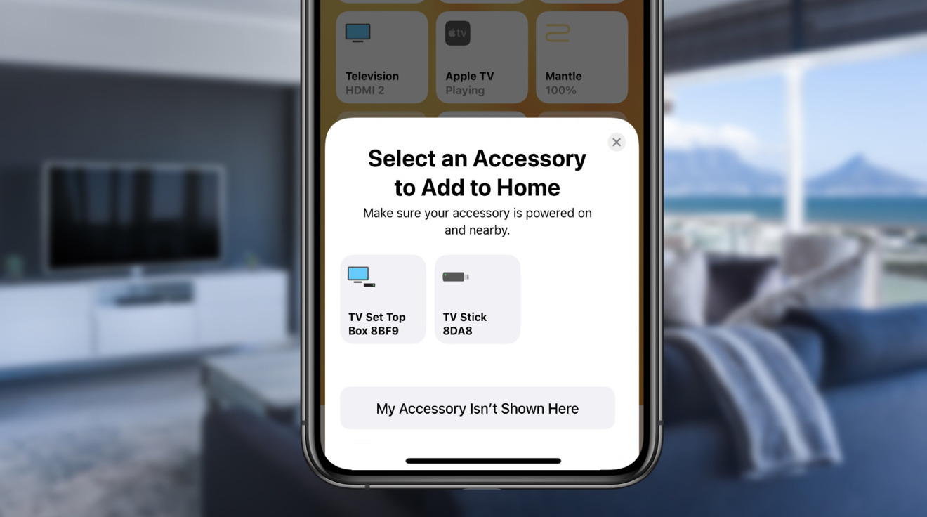 photo of Apple quietly adds new streaming device categories to HomeKit in iOS 14 image