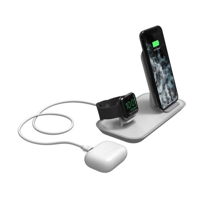 2-in-1 wireless charging stand
