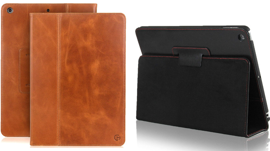 The Casemade Leather Case for the 10.2-inch iPad