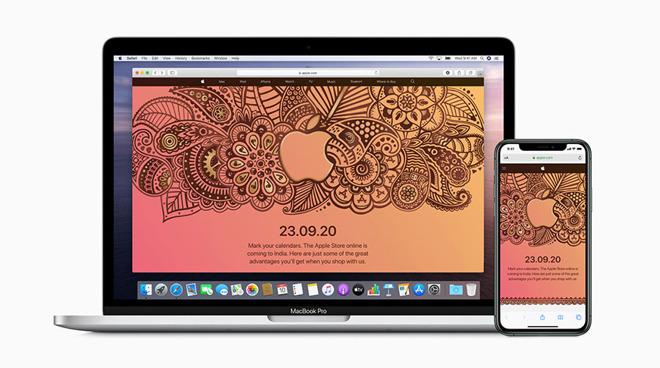 Apple Online India