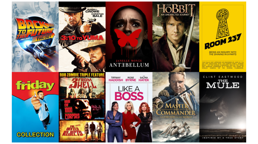 'Antebellum,' Clint Eastwood flicks, and 30 discounted movie bundles - the Best iTunes video deals