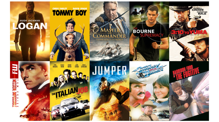 Movies On The Move