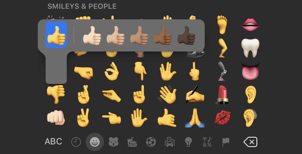 photo of Lawsuit claims Apple appropriated idea for diverse emoji characters image