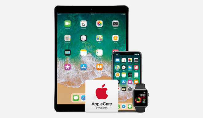 AppleCare+ applies to many devices in Apple's ecosystem