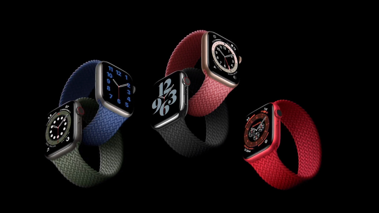 Users must return entire Apple Watch Series 6 package if Solo Loop or Braided Solo Loop doesn't fit