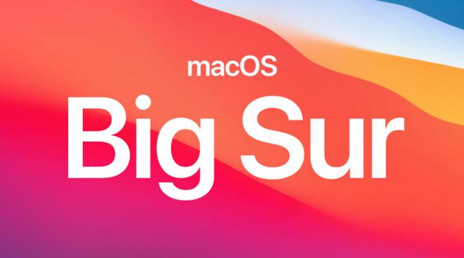 macOS Big Sur Beta 8