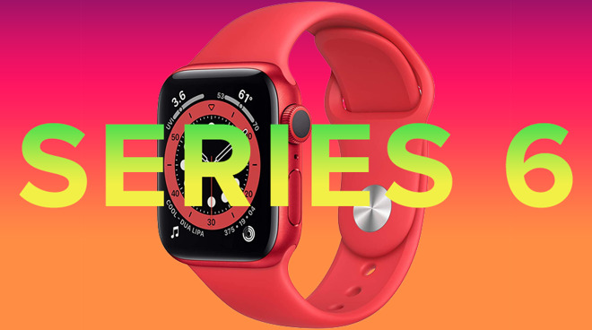 Apple Watch Series 6 deals at Amazon