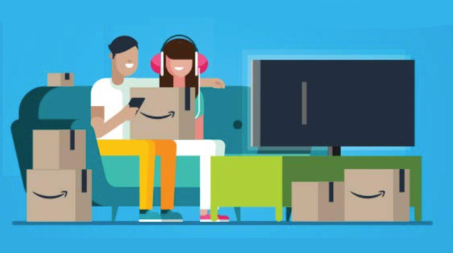 This is the fifth annual Amazon Prime Day