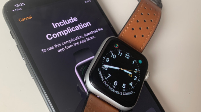 How to share Watch faces in watchOS 7