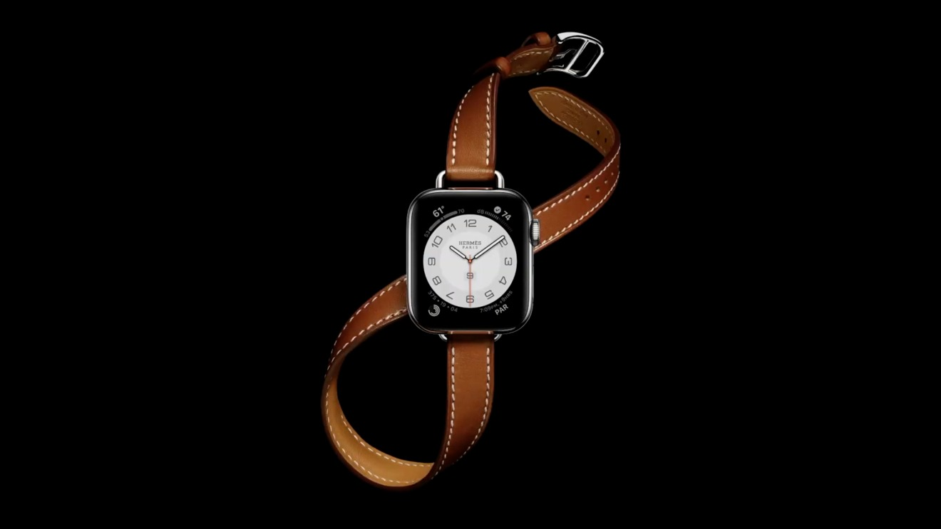 Hermes Apple Watch Series 6
