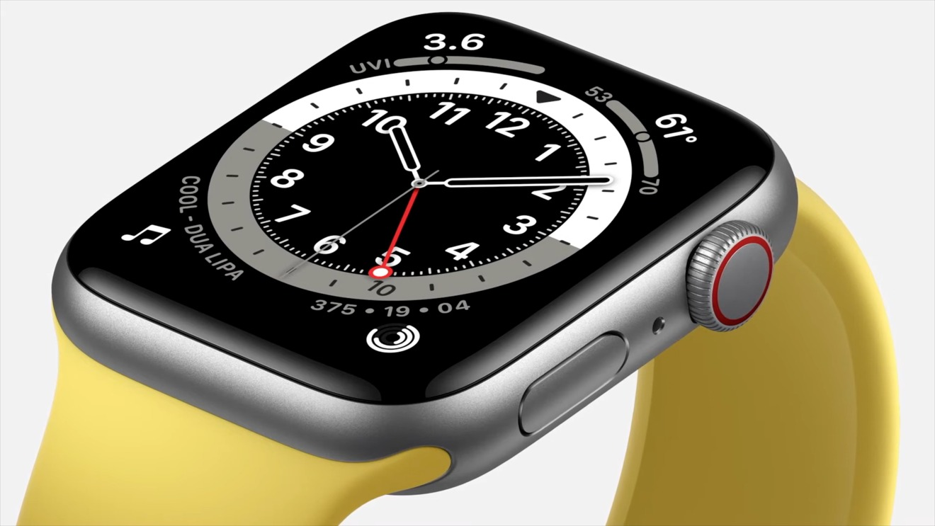 The Apple Watch SE