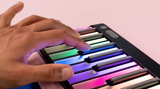 Roli launches Lumi Keys, an innovative keyboard that teaches you piano