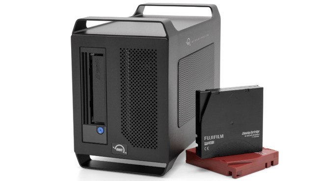 photo of Mercury Pro LTO by OWC offers future proof Thunderbolt 3 LTO-8 archiving image
