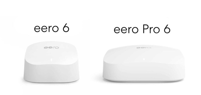 Amazon's HomeKit-compatible Eero 6 mesh routers refreshed with Wi-Fi 6 support
