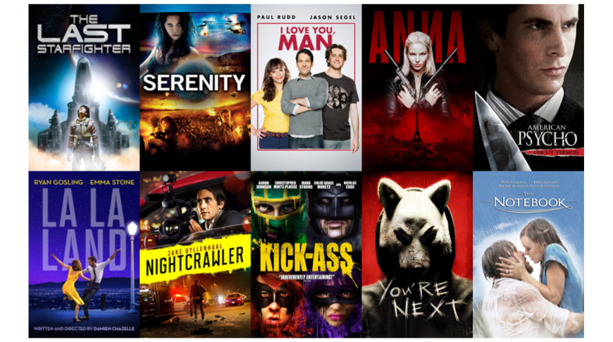 $4.99 Movies