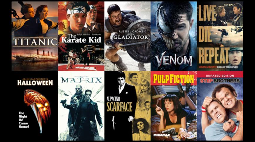 $9.99 Movies
