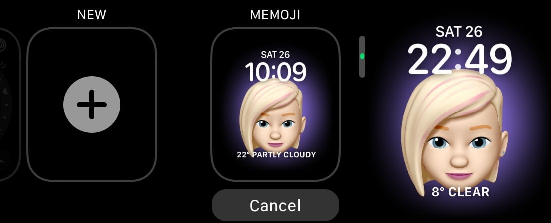 How to add a watch face in watchOS 7