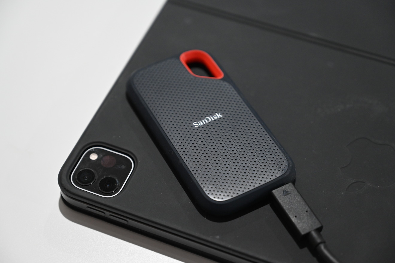 The perfect portable drive?