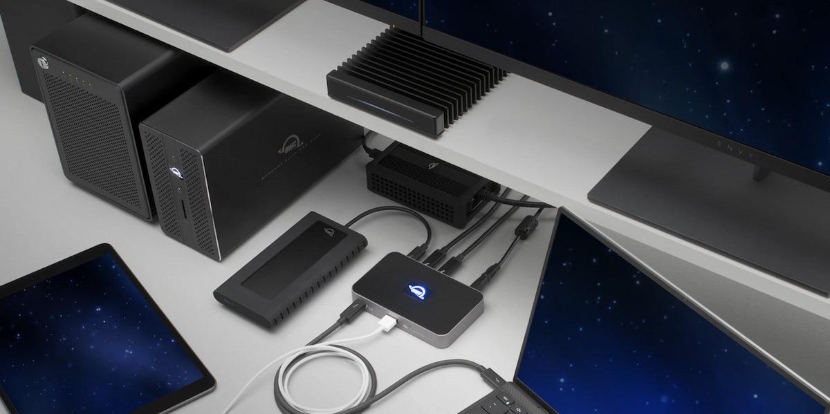 photo of New OWC Thunderbolt Hub expands Thunderbolt 4 connectivity image