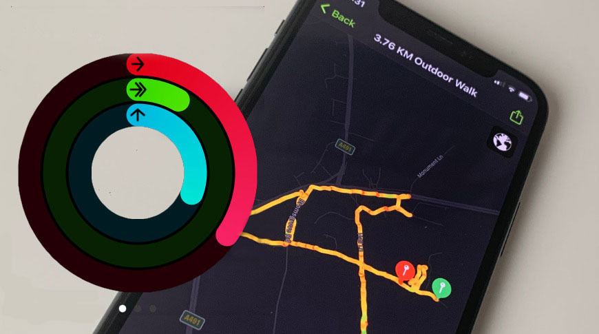 Tracking workouts with Apple Health